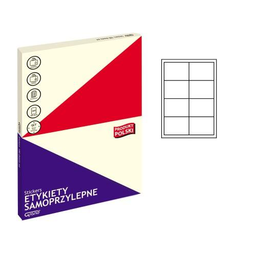 ETYKIETY SAMOPRZYLEPNE 020 97X67,7/8 GRAND