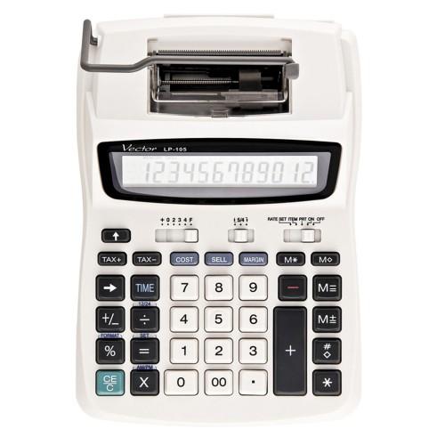 KALKULATOR VECTOR LP-105 II CASIO