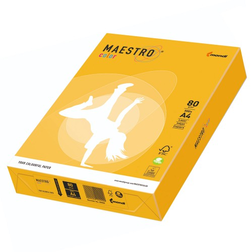 PAPIER INTENSYWNY MAESTRO COLOR 80G/MM2 A4 SY40