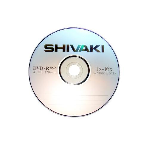 PŁYTA SHIVAKI DVD+R A'25