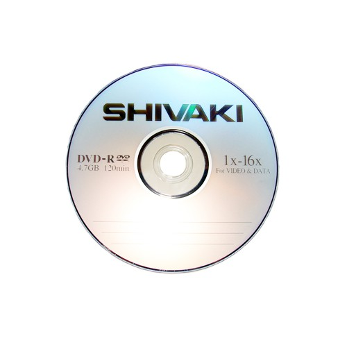 PŁYTA SHIVAKI DVD-R /25