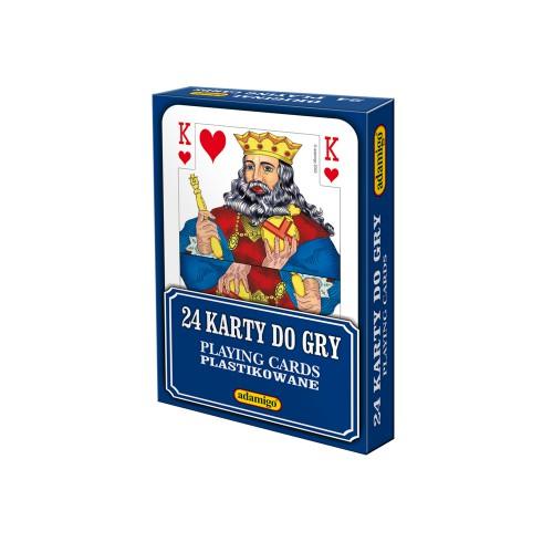KARTY DO GRY 24 ADAMIGO