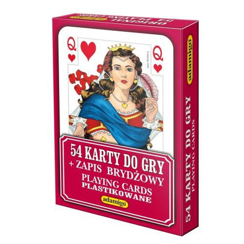 KARTY DO GRY 54 ADAMIGO