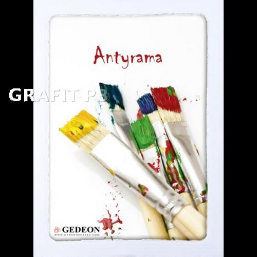 ANTYRAMA 21X29,7 SZKLANA GEDEON