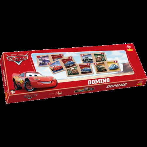 GRA DOMINO CARS TREFL GT-00357