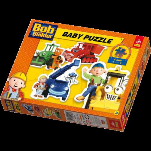 PUZZLE BABY BOB BUDOWNICZY PIERWSZE PT-36021