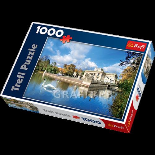 PUZZLE 1000 PAŁAC KRÓLEWSKI ŁAZIENKI TREF PT-10204