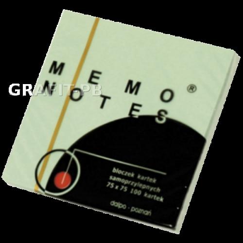 NOTES MEMO TĘCZOWY 75/75/100 NSMT